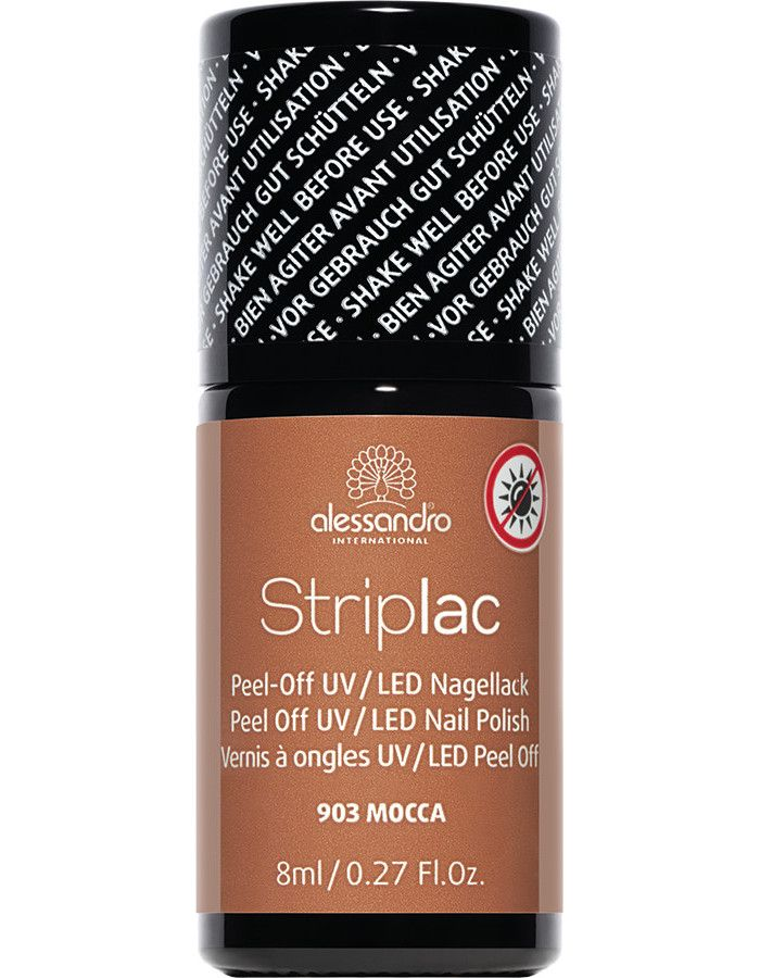 Alessandro Striplac 903 Mocca 8ml