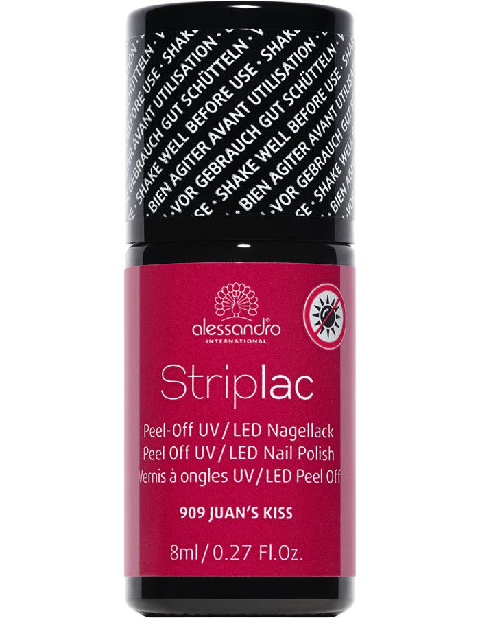 Alessandro Striplac 909 Juan's Kiss 8ml