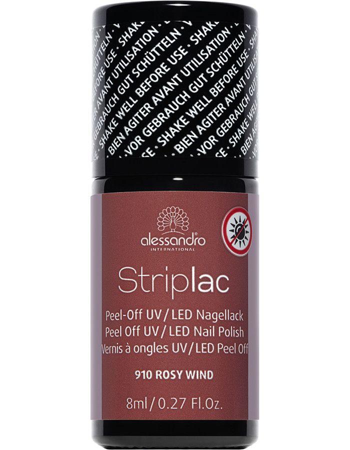 Alessandro Striplac 910 Rosy Wind 8ml