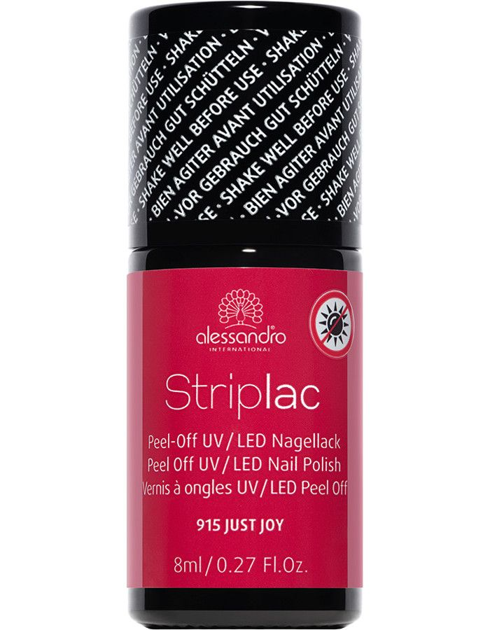 Alessandro Striplac 915 Just Joy 8ml