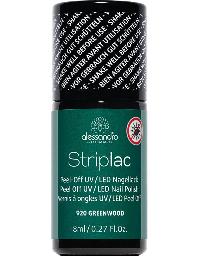 Alessandro Striplac 920 Greenwood 8ml
