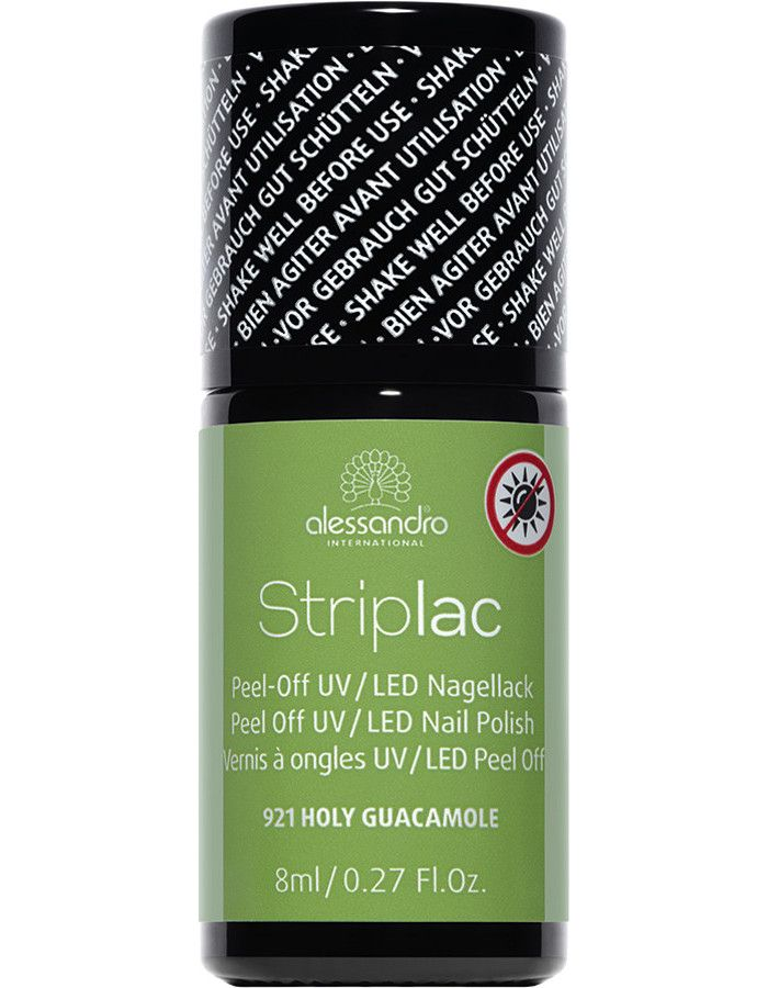 Alessandro Striplac 921 Holy Guacamole 8ml