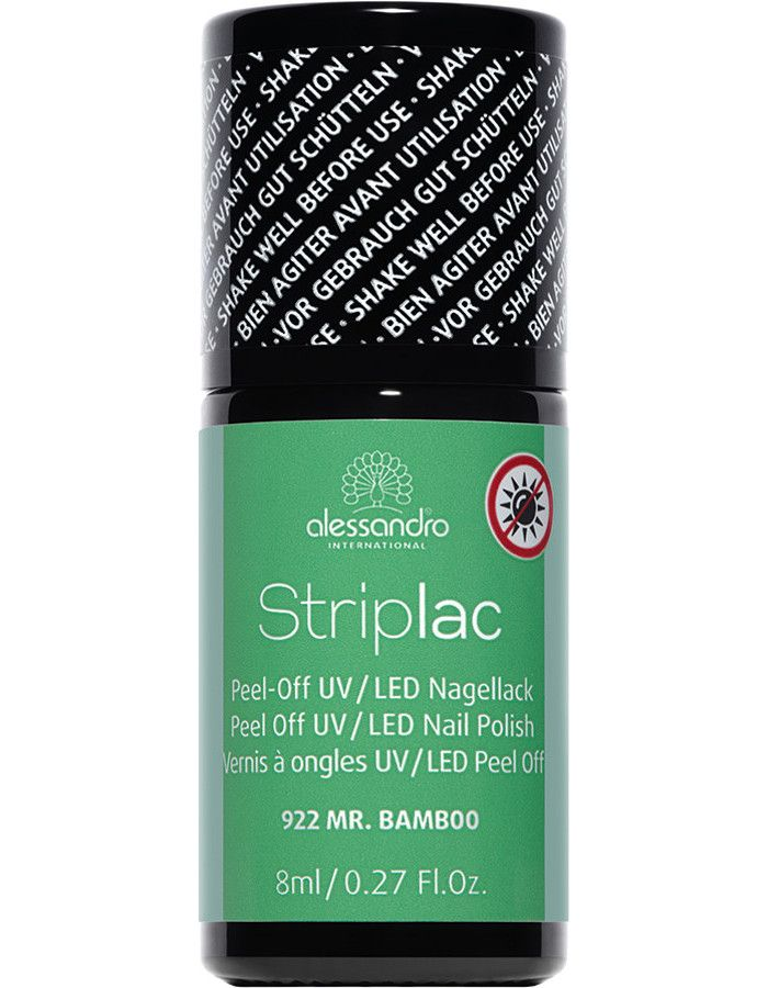 Alessandro Striplac 922 Mr. Bamboo 8ml