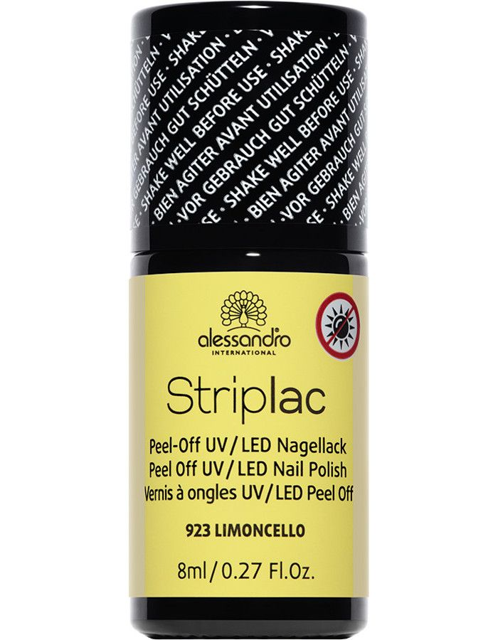 Alessandro Striplac 923 Limoncello 8ml