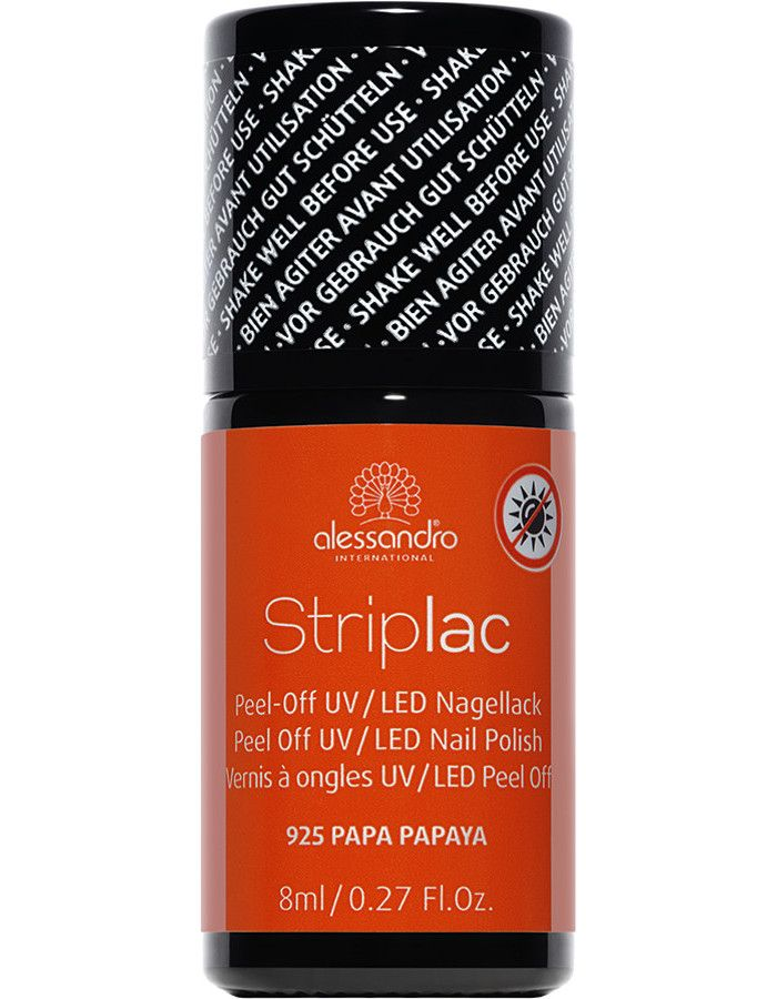 Alessandro Striplac 925 Papa Papaya 8ml