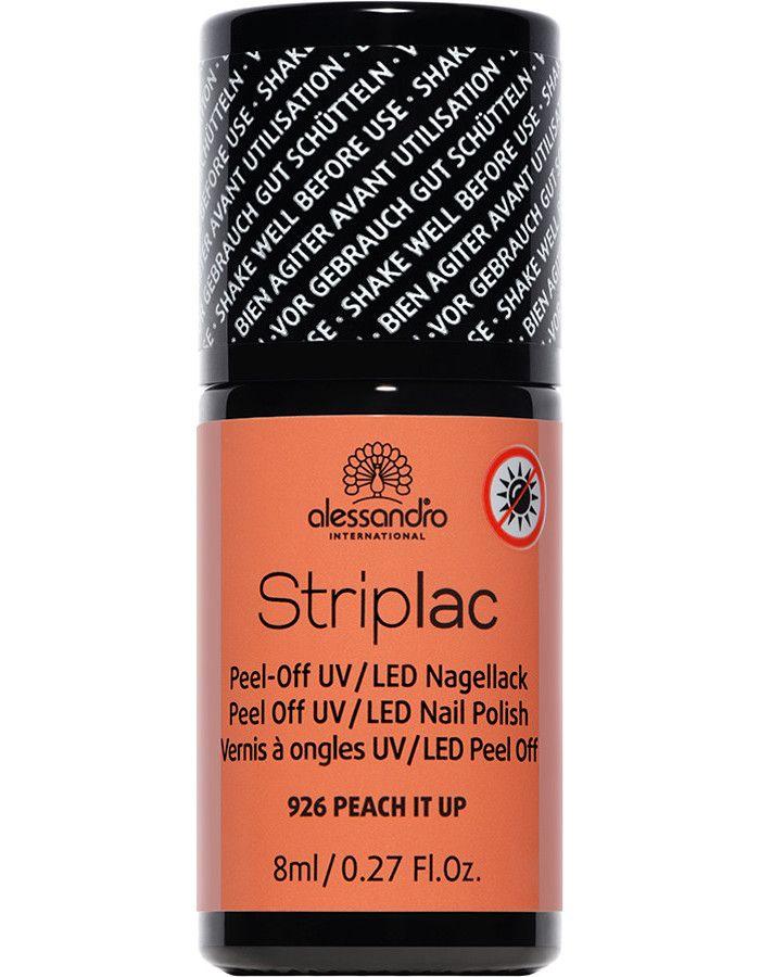 Alessandro Striplac 926 Peach It Up 8ml