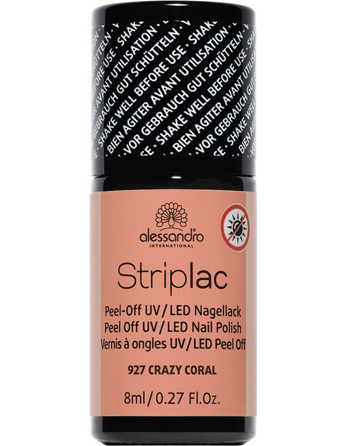 Alessandro Striplac 927 Crazy Coral 8ml