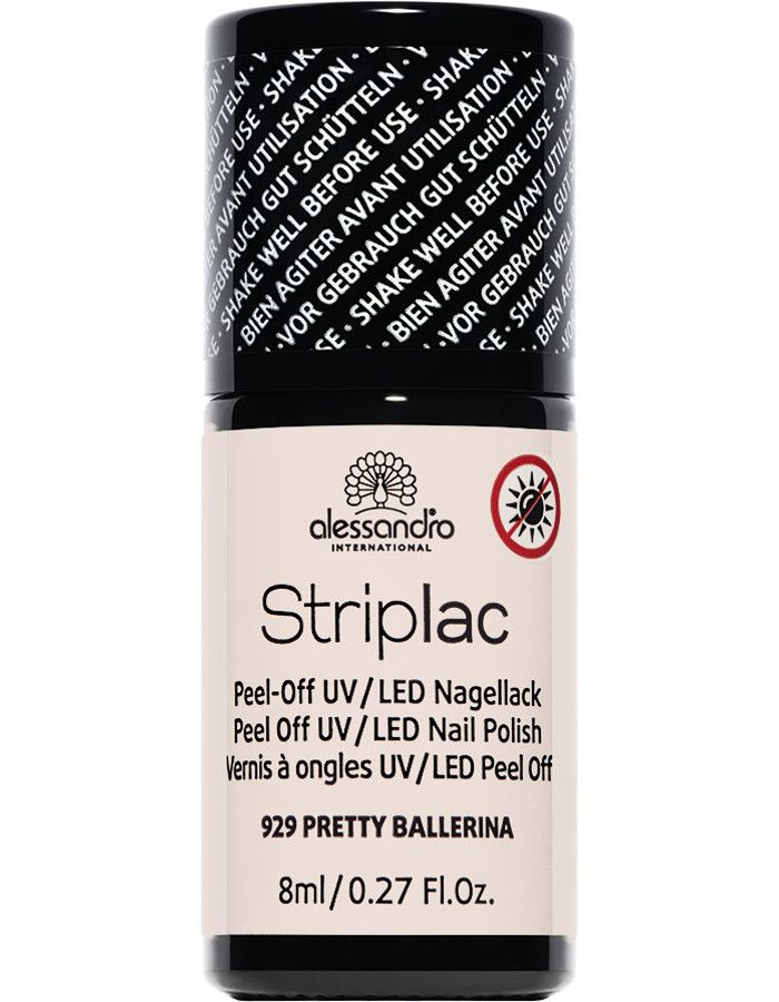 Alessandro Striplac 929 Pretty Ballerina 8ml