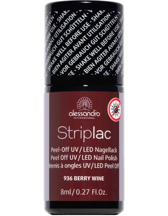 Alessandro Striplac 936 Berrylicious 8ml