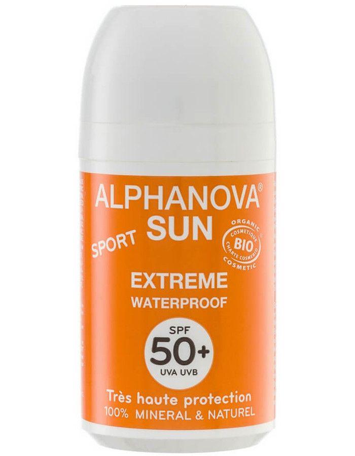 Alphanova Sun Biologische Zonnebrand Extreme Roller Sport Spf50