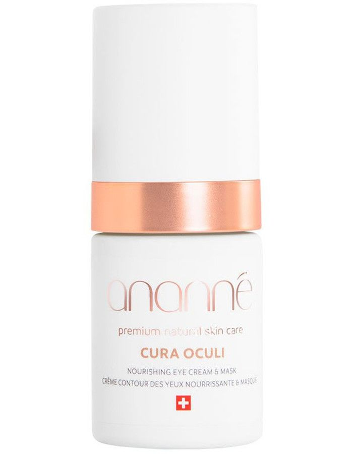 Ananné Cura Oculi Nourishing Eye Cream & Mask 15ml