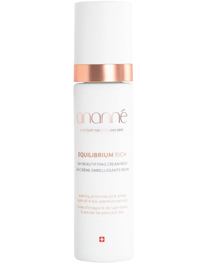 Ananné Equilibrium Rich 24h Beautifying Cream 50ml