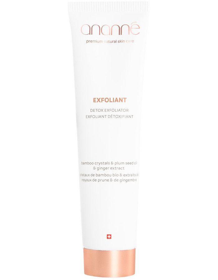 Ananné Exfoliant Detox Exfoliator 75ml