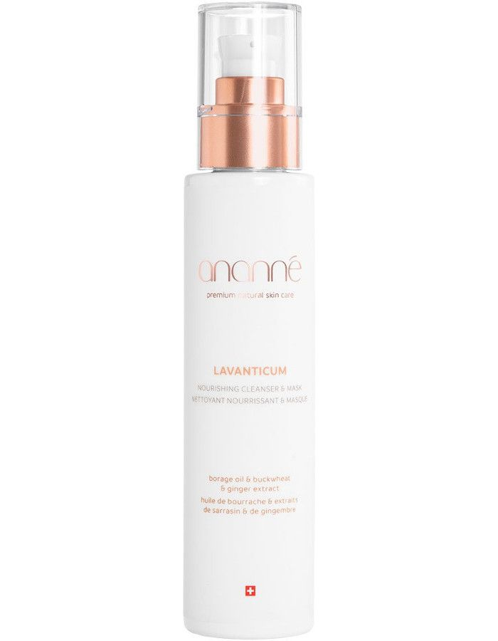 Ananné Lavanticum Nourishing Cleanser & Mask 150ml