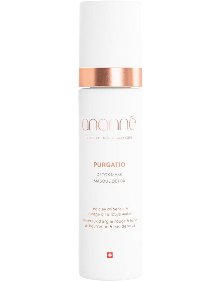 Ananné Purgatio Detox Mask 50ml
