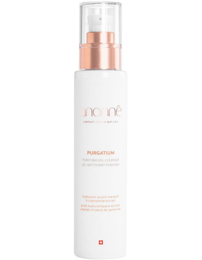 Ananné Purgatium Purifying Gel Cleanser 150ml