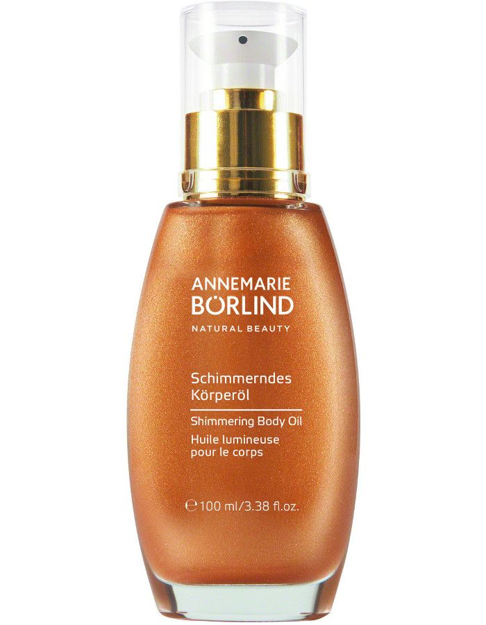 Annemarie Börlind Shimmering After Sun Body Oil 100ml
