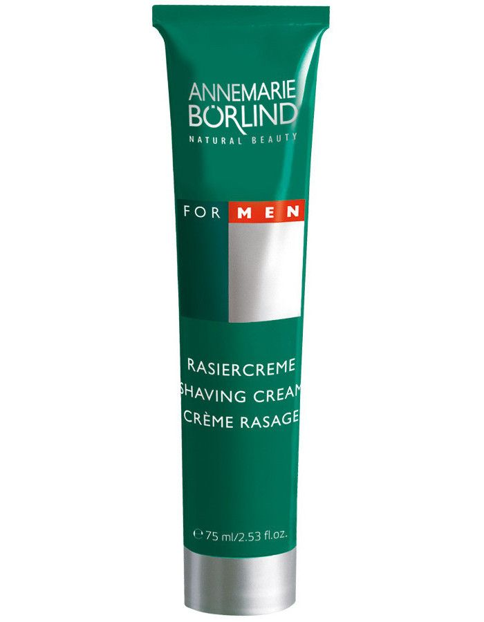 Annemarie Börlind For Men Shaving Cream 75ml