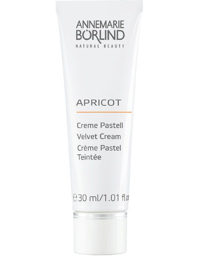 Annemarie Börlind Getinte Dagcrème Pastell Apricot 30ml