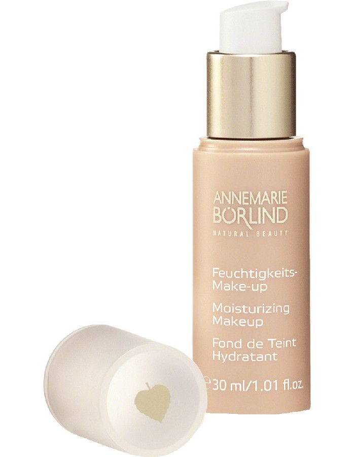 Annemarie Börlind Moisturizing Foundation 46K Almond 30ml