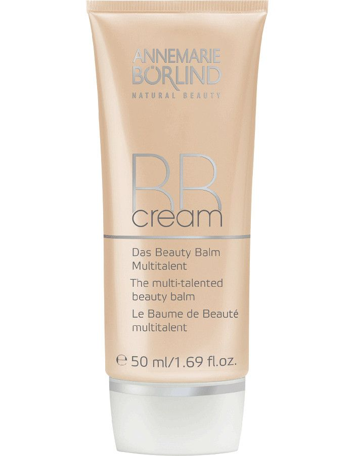 Annemarie Börlind Multi Talented BB Cream Almond 50ml