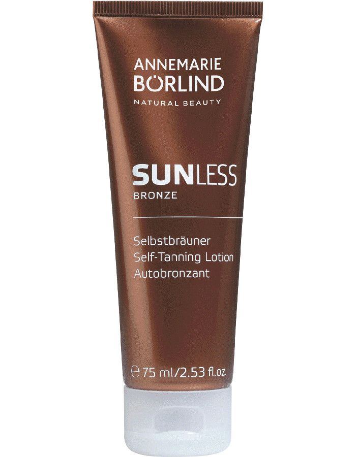 Annemarie Börlind Sunless Bronze Zelfbruiner Lotion 75ml