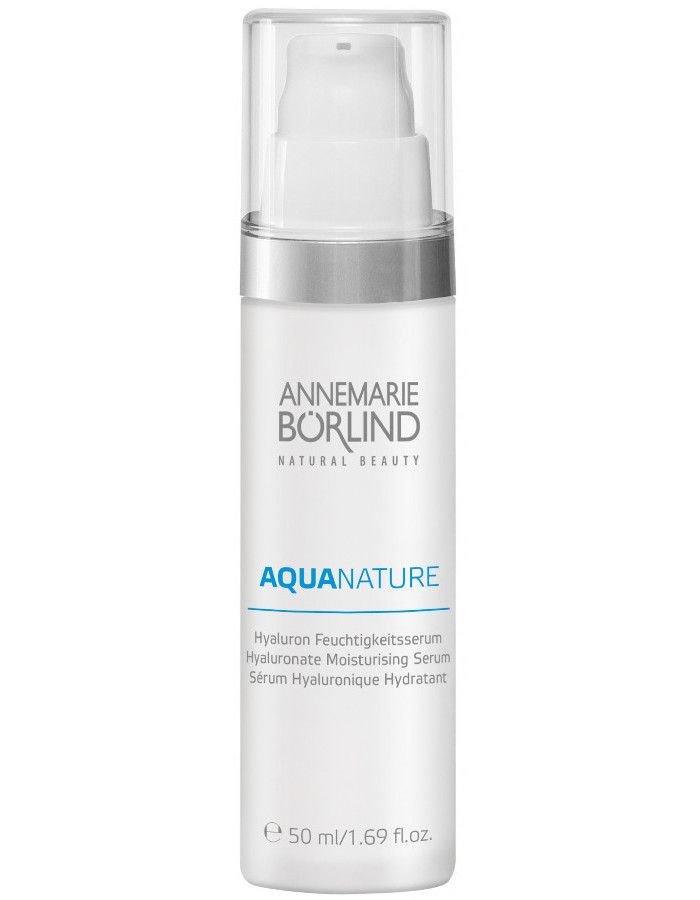 Annemarie Borlind Aquanature Hyaluron Hydraterend Serum 50ml