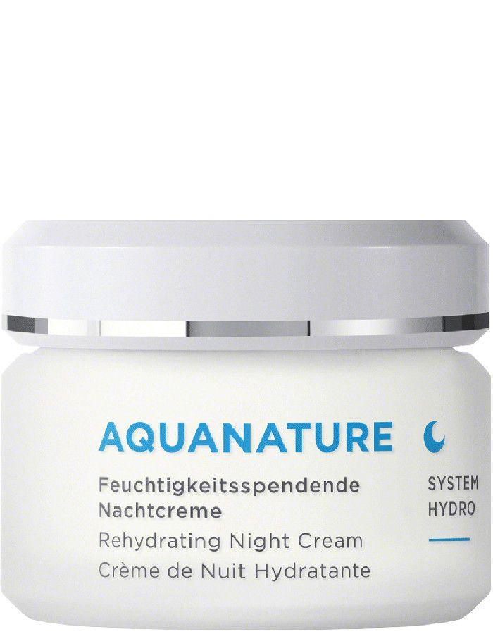 Annemarie Borlind Aquanature Hydraterende Nachtcrème 50ml