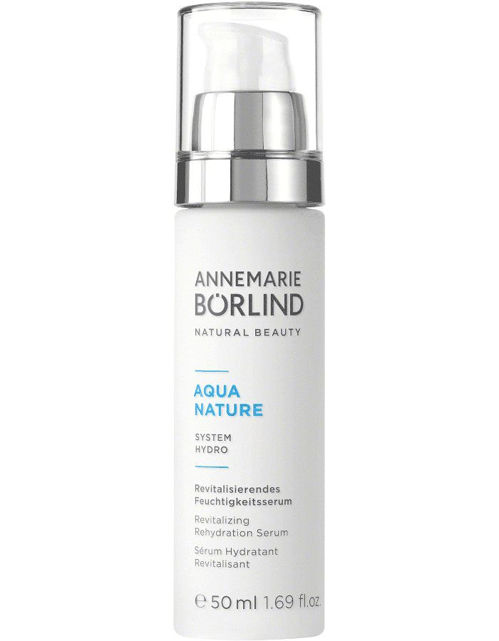 Annemarie Borlind Aquanature Revitaliserend Hydraterend Serum 50ml