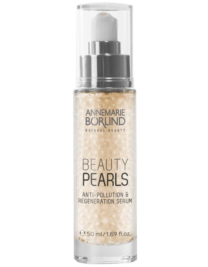 Annemarie Borlind Beauty Pearls Anti Pollution Regeneration Serum 50ml
