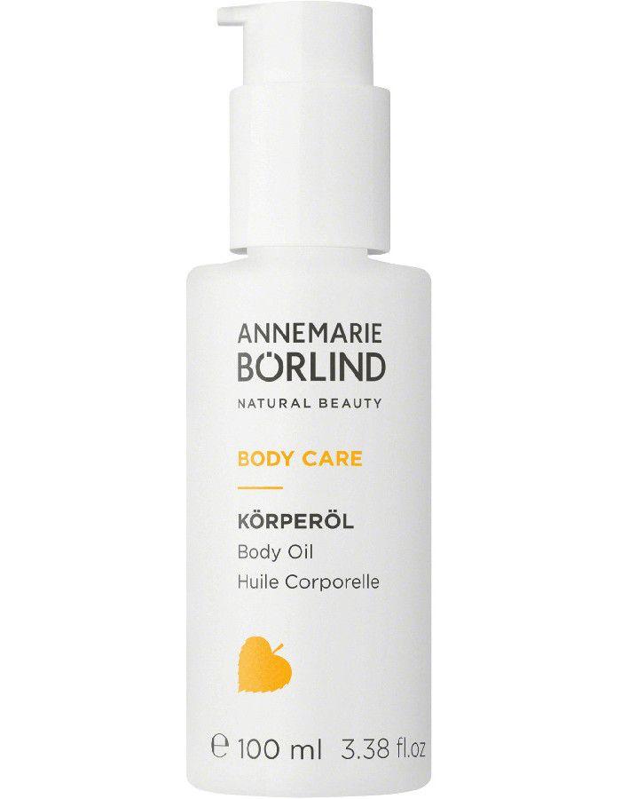 Annemarie Borlind Body Care Body Oil 100ml