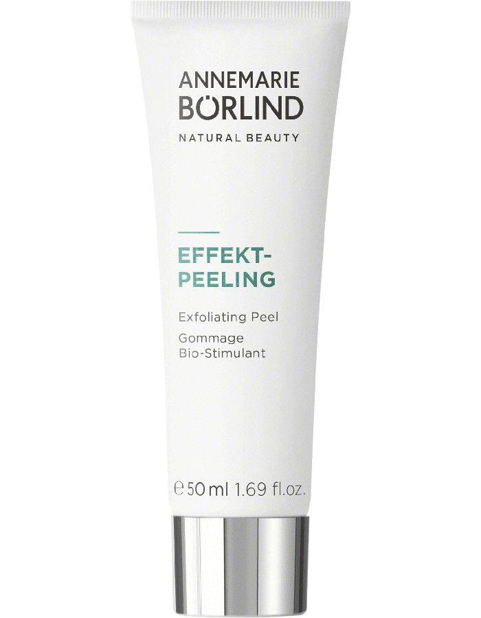 Annemarie Borlind Effekt Creme Peeling Met Natuurlijke Jojobawas Bolletjes 50ml