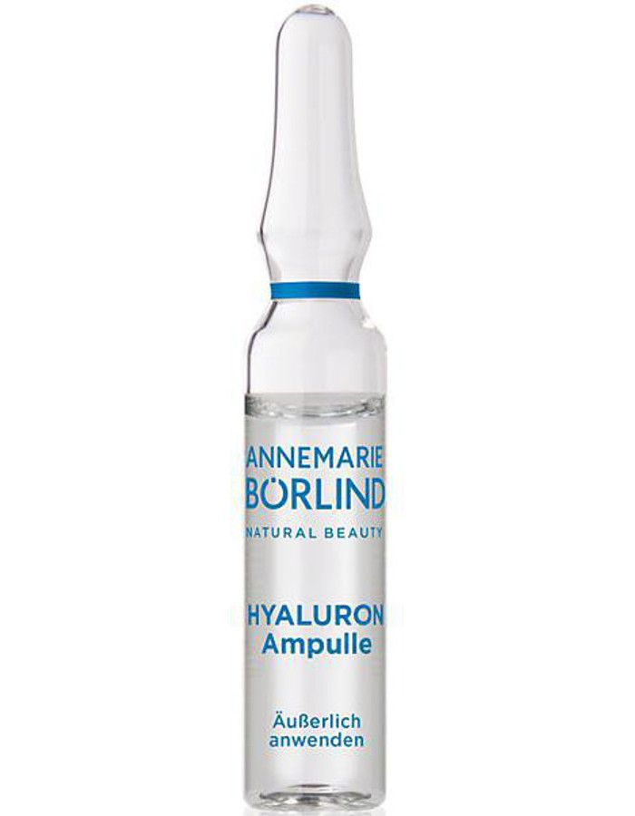 Annemarie Borlind Hyaluron Ampullen Serum Kuur 7x2ml