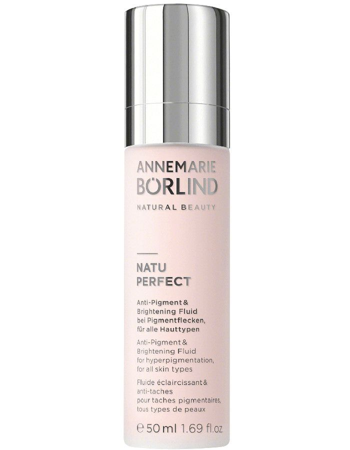Annemarie Borlind Natuperfect Anti-Pigment Brightening Fluid 50ml