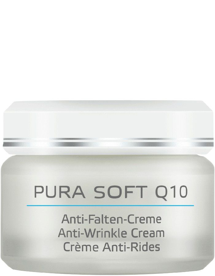 Annemarie Borlind Pura Soft Q10 Dag- en Nachtcrème 50ml