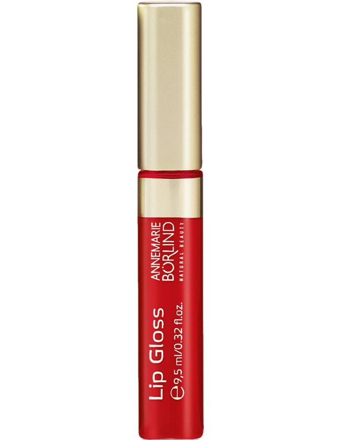 Annemarie Borlind Verzorgende Lipgloss 20 Red