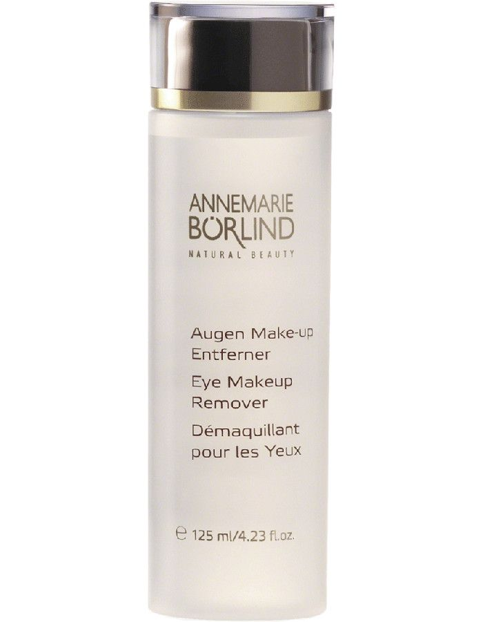 Annemarie Borlind Vetvrije Oog Make-up Remover 125ml