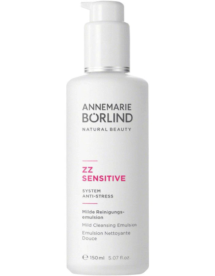 Annemarie Borlind ZZ Sensitive Milde Reinigingsemulsie 150ml