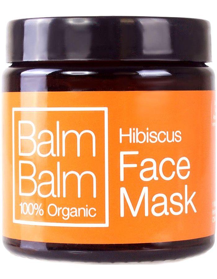 Balm Balm 100% Organic Face Mask Hibiscus 90gr