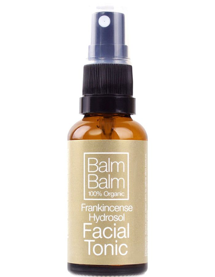 Balm Balm Organic Facial Tonic Hydrosol Frankinsence Travel Size 30ml