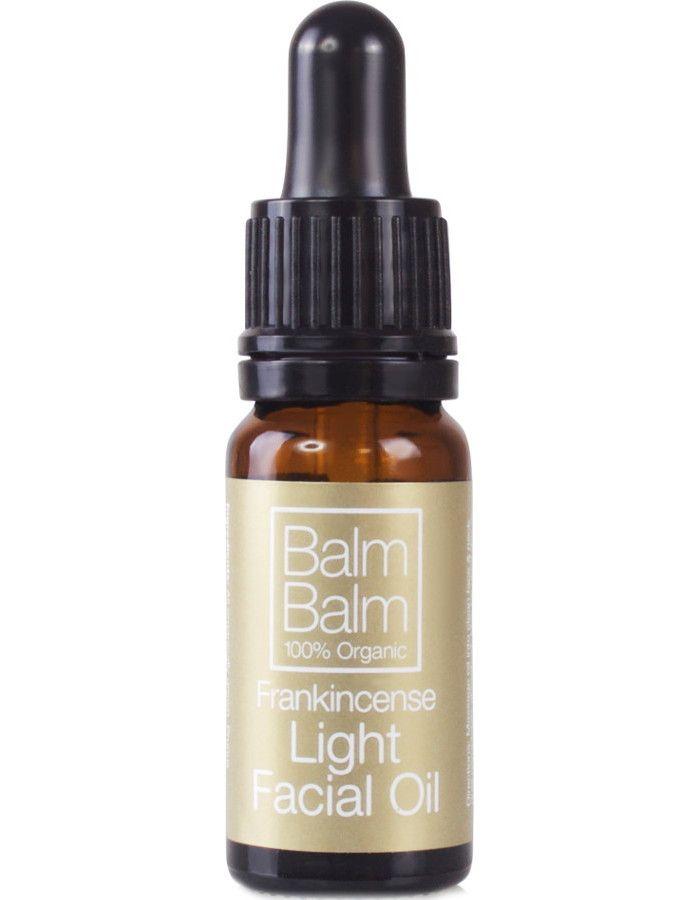Balm Balm 100% Organic Light Facial Oil Frankinsence 10ml