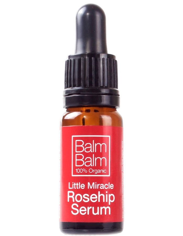Balm Balm 100% Organic Little Miracle Rosehip Serum Travel Size 10ml