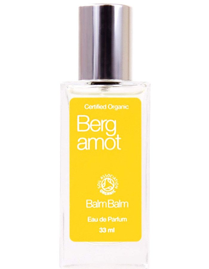 Balm Balm Organic Natural Eau De Parfum Spray Bergamot 33ml
