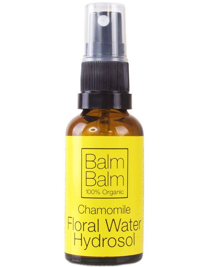 Balm Balm Organic Floral Water Hydrosol Chamomile Travel Size 30ml