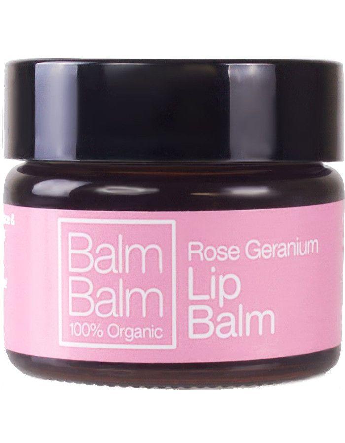 Balm Balm Organic Lip Balm Rose Geranium 15ml