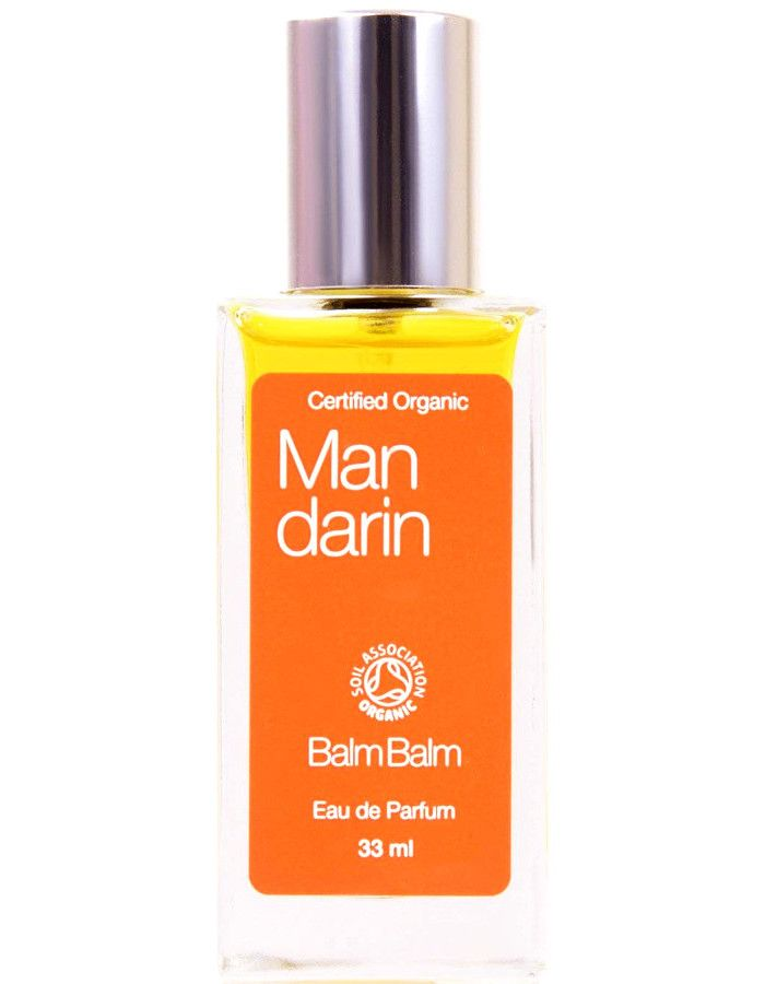 Balm Balm Organic Natural Eau De Parfum Spray Mandarin 33ml