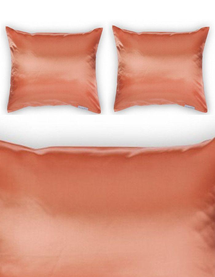 Beauty Pillow Dekbedovertrek Set Living Coral 200x200/220