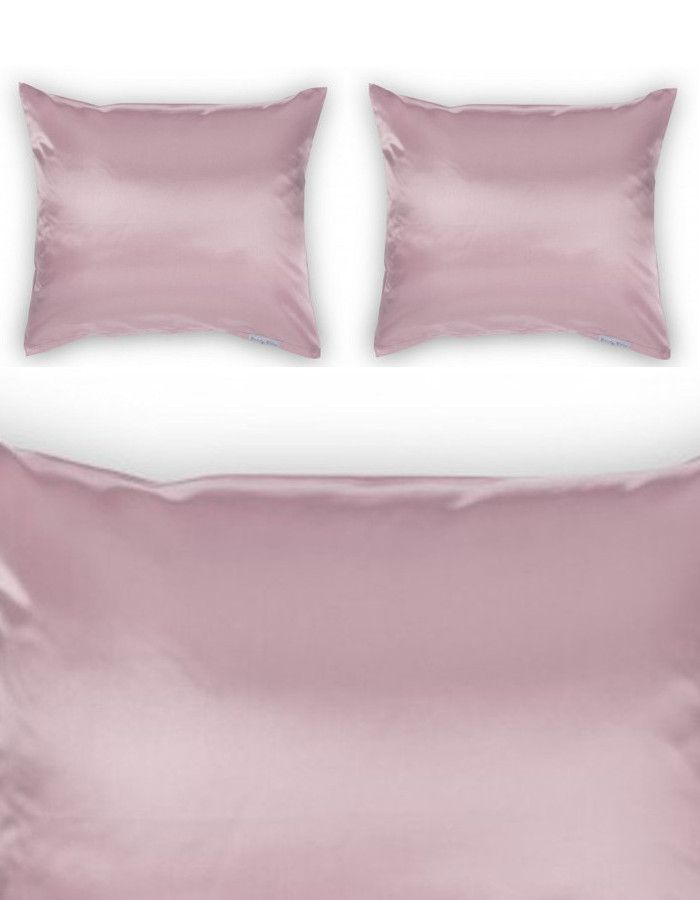 Beauty Pillow Dekbedovertrek Set Old Pink 240x200/220