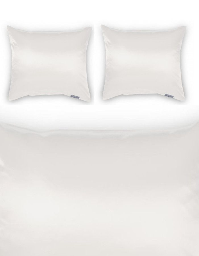Beauty Pillow Dekbedovertrek Set Pearl 200x200/220