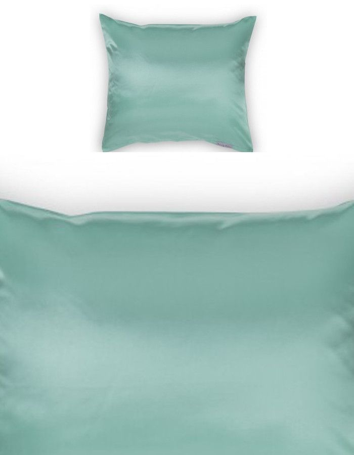 Beauty Pillow Dekbedovertrek Set Petrol 140x200/220